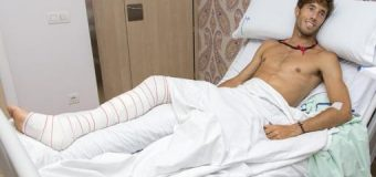 Manuel Escribano: «Fue horrible sentir todo el calor de la sangre por mi cuerpo»