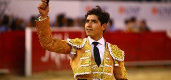 Luis David se impone cortando una oreja en el inicio de la Feria de Aniversario de Guadalajara