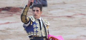 Solitaria oreja para Javier Castaño en la quinta de San Fermín