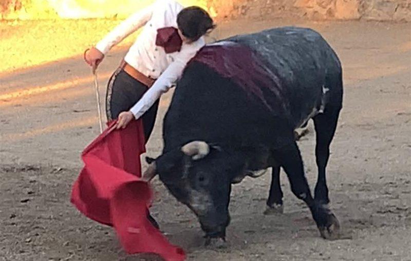 Arturo Gilio Toreó Un Festival Privado En Villa Carmela