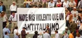 VIOLENCIA ANTITAURINA Y COBARDÍA POLÍTICA