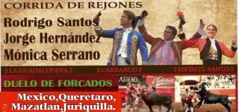Jornada Taurina te invita a la Feria Internacional Ganadera Querétaro 2015