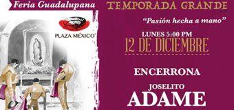 300 boletos y transporte gratis para aguascalentenses para ir a la encerrona de Joselito Adame