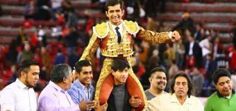Contundente triunfo de Joselito Adame en la primera de las corridas de Aniversario en La México