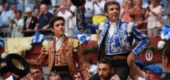 Pablo Hermoso regresa a la Maestranza para darle la alternativa a su hijo Guillermo