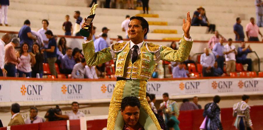 "Angelino de Arriaga gana la ""Oreja de Oro"" en Aguascalientes"