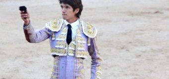 Oreja para Castella en la sexta de San Fermín